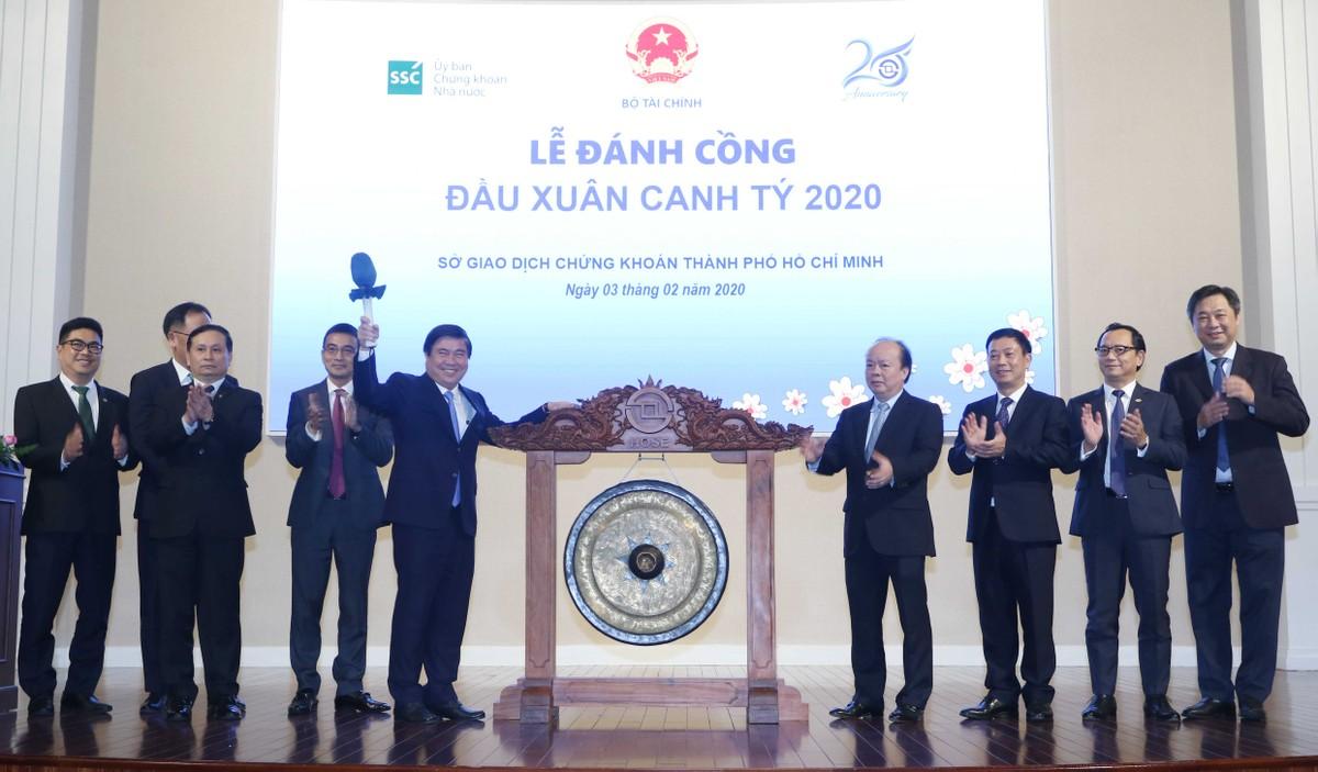 Năm 2020, trình Chính phủ thành lập Sở GDCK Việt Nam và triển khai các biện pháp nâng hạng thị trường ảnh 7