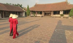 Tản mạn kiến trúc Việt cổ
