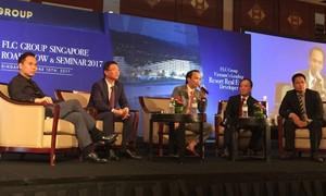 FLC giới thiệu sản phẩm bất động sản nghỉ dưỡng tại Singapore