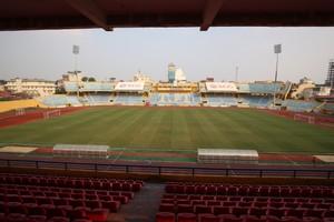 Cận cảnh sân vận động Hàng Đẫy sắp trở thành hoài niệm