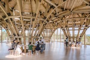 Trung tâm trải nghiệm Longfu: Cuộc sống xanh đáng giá