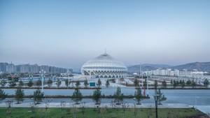 Nhà hát lớn Linxia: Mê hoặc mọi góc nhìn