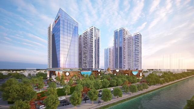 Chủ đầu tư chịu chi, cư dân Hinode City hưởng lợi lớn ảnh 3
