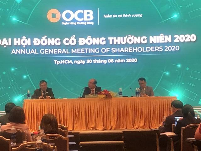 """Chủ tịch OCB: """"Ngân hàng rất muốn niêm yết càng sớm càng tốt"""" ảnh 1"""