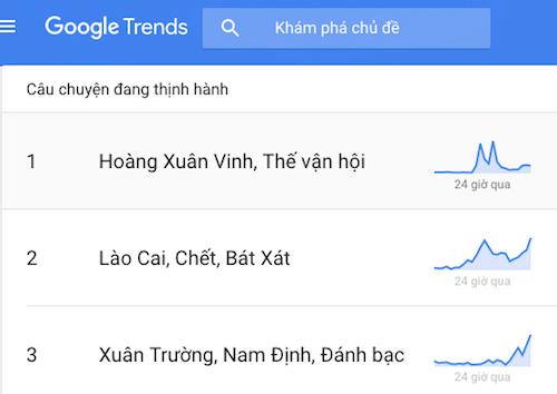 Hoàng Xuân Vinh thành chủ đề nóng trên mạng sau 2 HC Olympic ảnh 1
