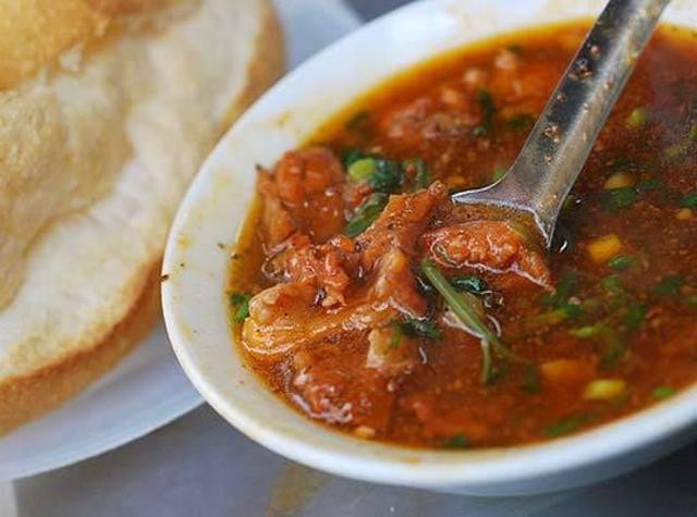 Những quán ăn đêm phố cổ Hà Nội nổi tiếng ảnh 5