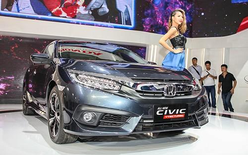 Những mẫu ôtô đang được chờ đợi tại Việt Nam ảnh 1