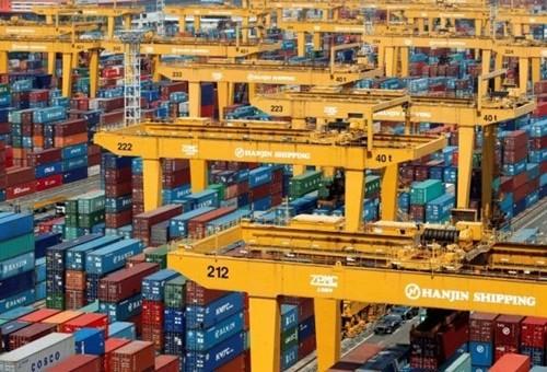 Đại gia tàu biển Hàn Quốc phá sản để lại hơn 4.000 container tại cảng Việt Nam ảnh 1