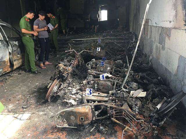 Cháy khách sạn ở Bình Thuận, nhiều người liều mạng nhảy xuống từ tầng 4 ảnh 1