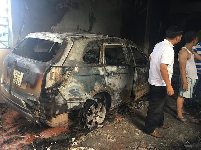 Cháy khách sạn ở Bình Thuận, nhiều người liều mạng nhảy xuống từ tầng 4 ảnh 2