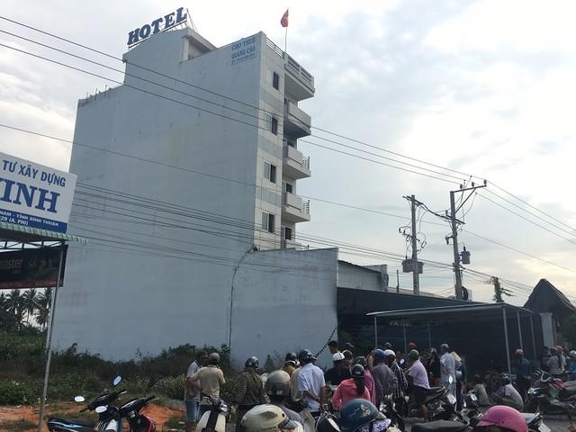 Cháy khách sạn ở Bình Thuận, nhiều người liều mạng nhảy xuống từ tầng 4 ảnh 5