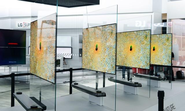 5 TV cao cấp giá trăm triệu đồng mới trình làng ảnh 2