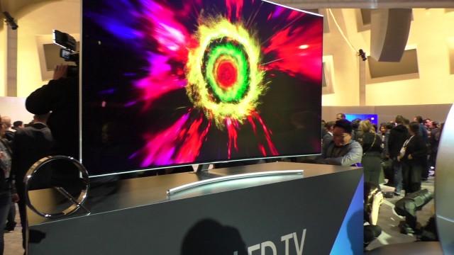 5 TV cao cấp giá trăm triệu đồng mới trình làng ảnh 3