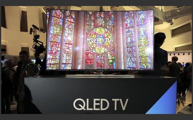 5 TV cao cấp giá trăm triệu đồng mới trình làng ảnh 1