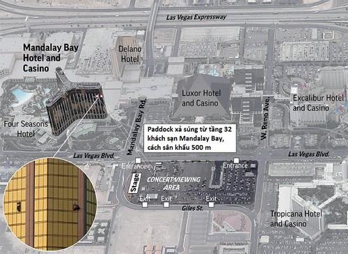5 giả thiết về động cơ của kẻ xả súng Las Vegas ảnh 3