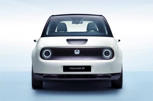 Ôtô điện của Honda sử dụng gương chiếu hậu bằng camera ảnh 2