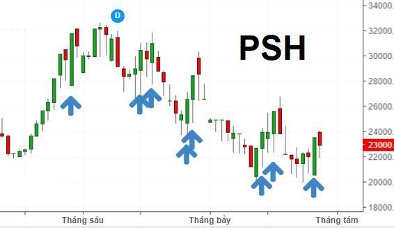 Top 10 cổ phiếu tăng/giảm mạnh nhất tuần: Điểm sáng MSN, DPM, NVB và giao dịch khác thường tại PSH ảnh 1