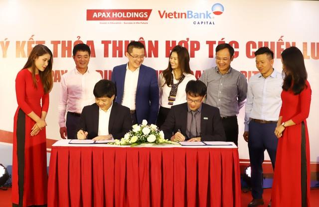 Cú lội ngược dòng của Apax Holdings ảnh 2