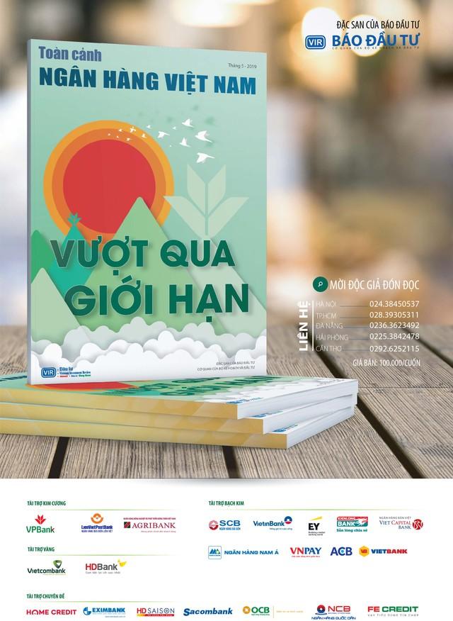 Xuất bản Đặc san Toàn cảnh Ngân hàng Việt Nam 2019 ảnh 1