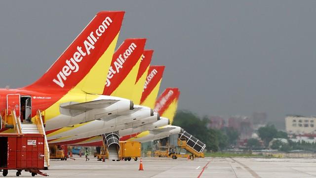 Vietjet tăng doanh thu vận tải hàng không và lợi nhuận trước thuế tới 17% ảnh 1