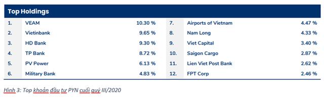 Tháng 10, lượng tiền mặt của PYN Elite bất ngờ tăng mạnh lên 12%, cao nhất trong năm 2020 ảnh 3