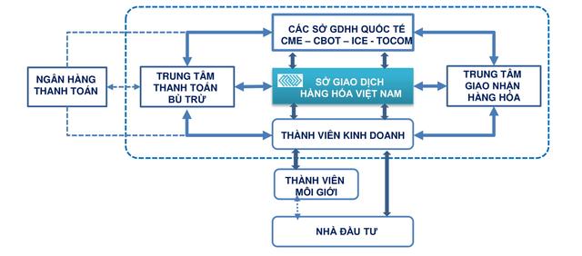 Sở giao dịch hàng hóa Việt Nam – mở đường cho hàng hóa Việt ảnh 2