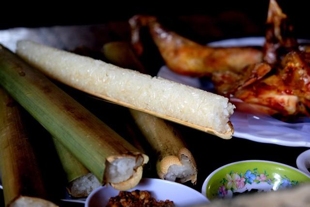 Đến Pleiku ăn đặc sản cơm lam gà nướng ảnh 11