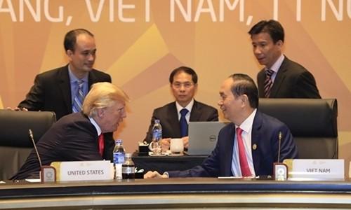 APEC 2017 - thắng lợi của Việt Nam và thương mại tự do ảnh 1