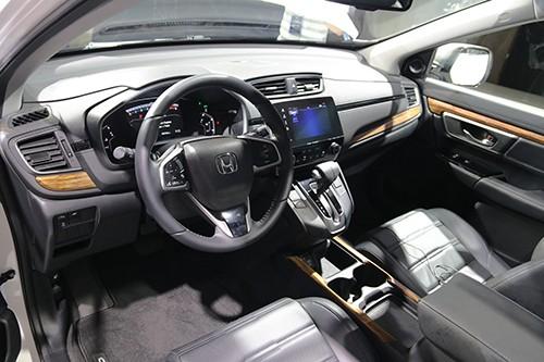 Honda CR-V 7 chỗ giá cao nhất 1,1 tỷ tại Việt Nam ảnh 5