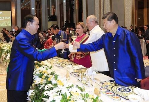 APEC 2017 - thắng lợi của Việt Nam và thương mại tự do ảnh 2