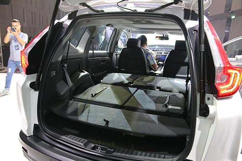 Honda CR-V 7 chỗ giá cao nhất 1,1 tỷ tại Việt Nam ảnh 2