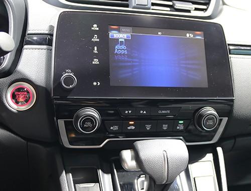 Honda CR-V 7 chỗ giá cao nhất 1,1 tỷ tại Việt Nam ảnh 6