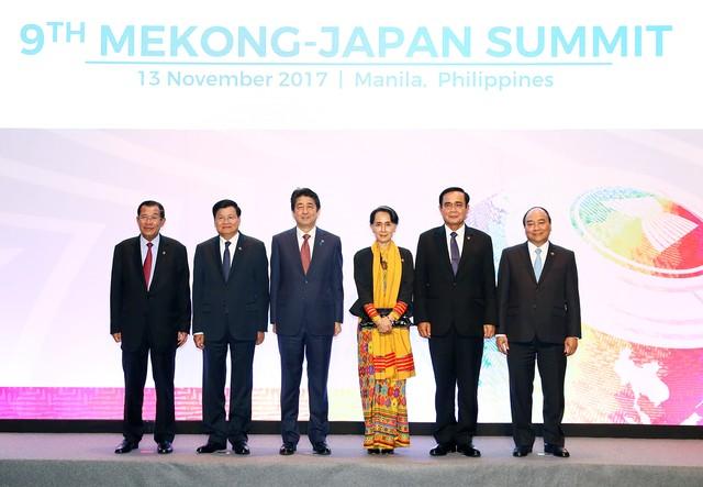 Thủ tướng: Hợp tác Mekong-Nhật Bản mang lại lợi ích thiết thực cho người dân ảnh 1