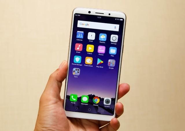 7 smartphone tầm trung nổi bật nửa cuối năm 2017 ảnh 3