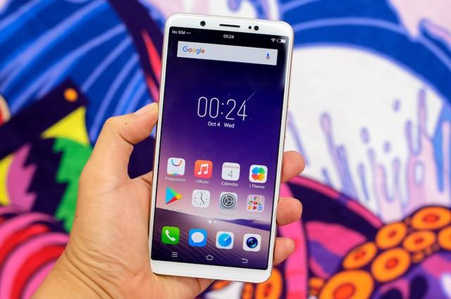 7 smartphone tầm trung nổi bật nửa cuối năm 2017 ảnh 5