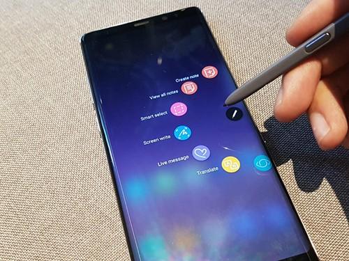 Lý do Galaxy Note8 là smartphone hoàn hảo ảnh 3