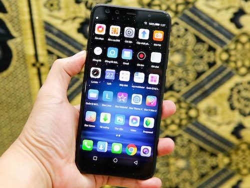 Prime X Max 2017 - smartphone Việt màn hình tràn viền xuất sắc ảnh 3