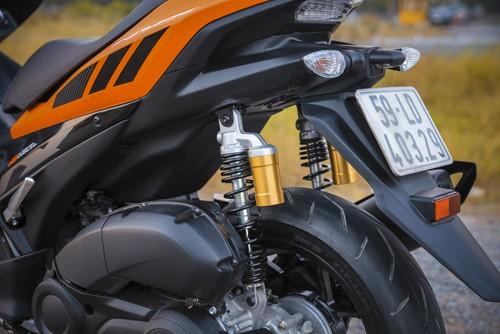 Yamaha ra mắt NVX 155 ABS màu mới ảnh 1