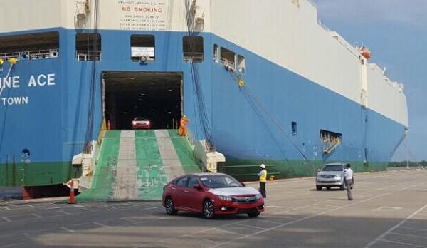 Ô tô Honda bất ngờ về nước, giá chào bán giảm ngay trăm triệu ảnh 1
