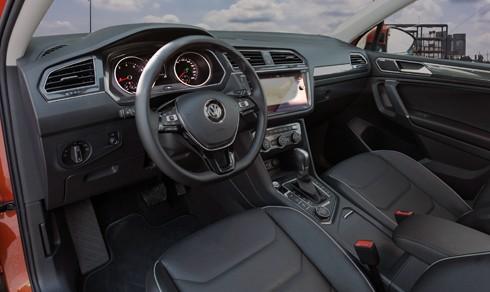 Volkswagen Tiguan giá 1,7 tỷ về Việt Nam - cạnh tranh CR-V ảnh 1
