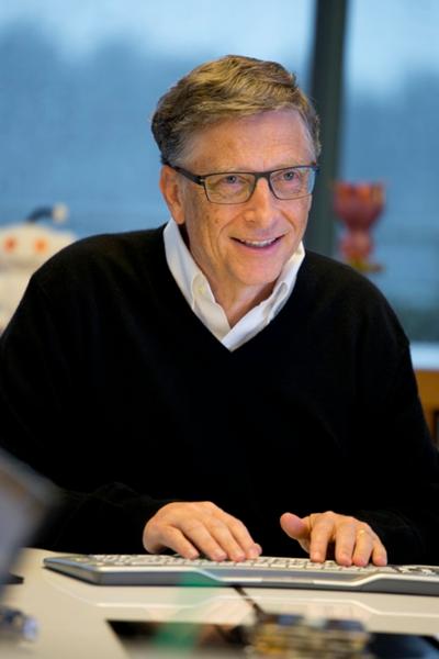 Bill Gates tiết lộ 2 thứ đắt tiền khiến ông hạnh phúc ảnh 1