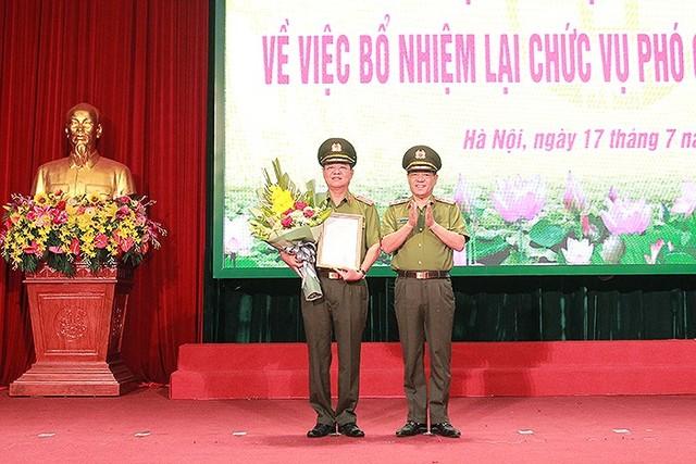 Bổ nhiệm lãnh đạo Công an Tiền Giang, Hà Nội, Tòa án nhân dân tỉnh Thừa Thiên-Huế ảnh 1