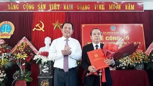 Bổ nhiệm lãnh đạo Công an Tiền Giang, Hà Nội, Tòa án nhân dân tỉnh Thừa Thiên-Huế ảnh 2