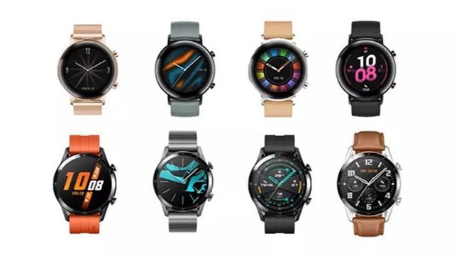 Huawei công bố smartwatch Watch GT 2 chạy LiteOS ảnh 1