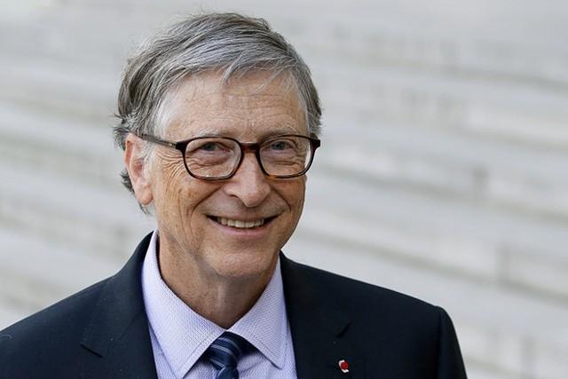 Bên trong chiếc túi bất ly thân của Bill Gates chứa gì? ảnh 1