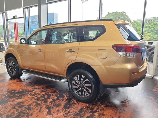 Nissan Terra tại Việt Nam giảm giá 210 triệu đồng xả hàng tồn ảnh 1