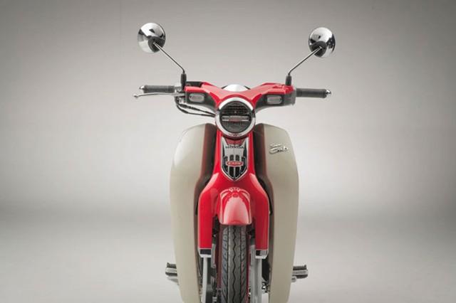 Honda Super Cub C125 ABS 2020 trình làng, giá 85 triệu đồng ảnh 1
