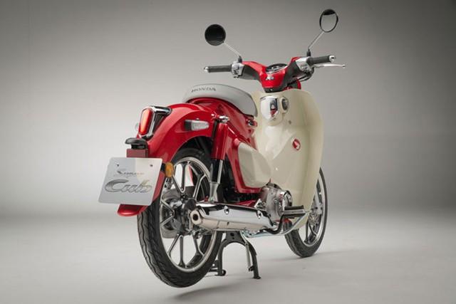 Honda Super Cub C125 ABS 2020 trình làng, giá 85 triệu đồng ảnh 2