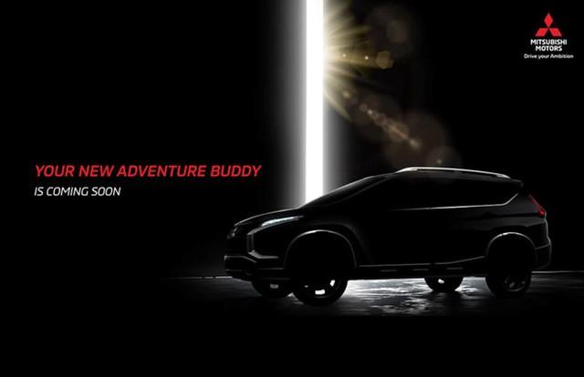 Mitsubishi Xpander sắp có thêm biến thể SUV cạnh tranh Toyota Rush ảnh 1