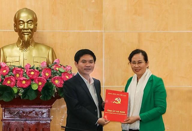 Ban Bí thư Trung ương Đảng chuẩn y nhân sự 2 tỉnh Thái Bình, Hà Nam ảnh 1
